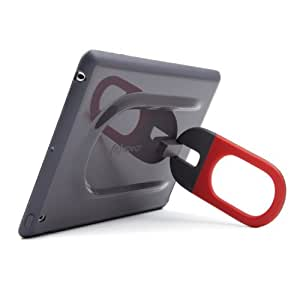 Speck Products HandyShell Case for iPad 2 with Flip Ring (SPK-A0259)