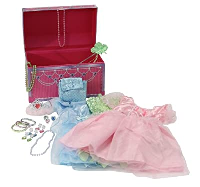 Miss Princess BBB Dress Up Trunk by Xcessory Intl - Toys