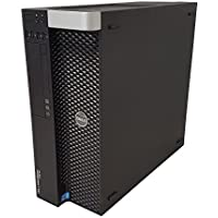 Dell Precision T3610 Tower Workstation - Intel Xeon E5-1620 v2 3.70 GHz (Certified Refurbished)