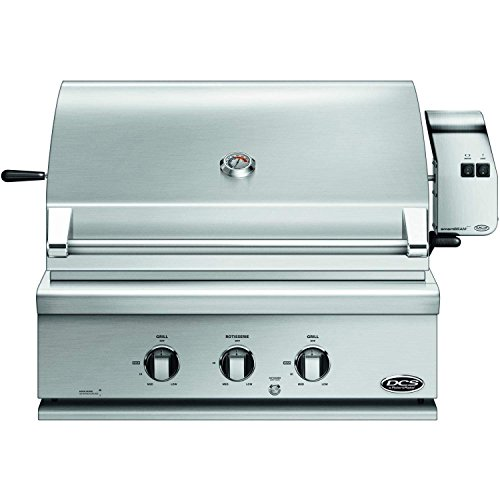 DCS Built-in Traditional Grill with Rotisserie (71303) (BH1-30R-N), 30-inch, Natural Gas