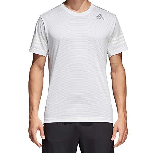 Shirt Adidas T Freelift Climacool Bianco dqpn4Tnx