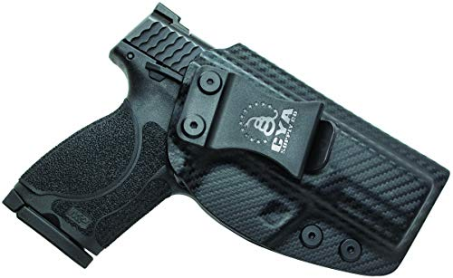 CYA Supply Co. IWB Holster Fits: Smith & Wesson M&P 9/40 M2.0-3.6