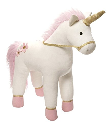 GUND Lilyrose Unicorn Stuffed Animal Plush, 13