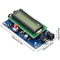 Lector de código Morse Decodificador CW Traductor de código Morse Ham Radio Accesorio Esencial Producto Duradero - Verde