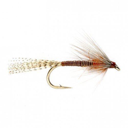 Red Quill Emerger (1 Dozen) size 10