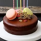 誕生日ケーキ バースデーケーキ ザッハトルテ 5号 大人[凍]チョコレートケーキ 誕生日 ケーキ ギフト チョコレート ザッハ