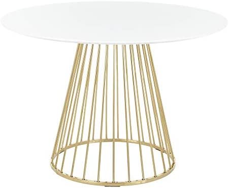 LumiSource Contemporary Dining Table