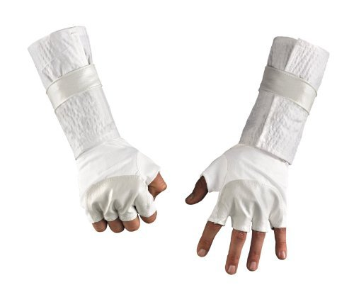 Deluxe Storm Shadow Gloves (G.I. Joe Storm Shadow Deluxe Gloves Child by Factory Card and Party Outlet)