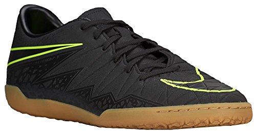 Nike Mens Hypervenom Phelon II Indoor (Black/Black) (10.5)