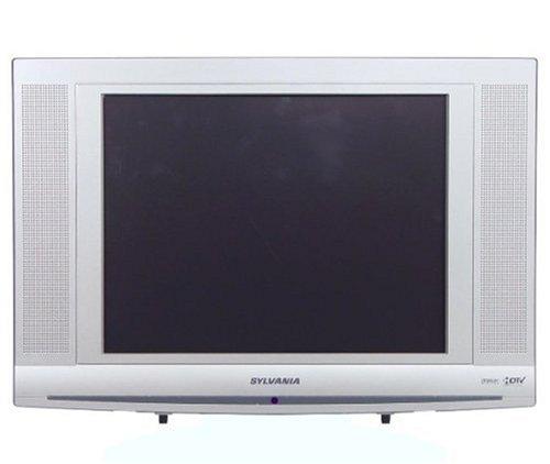 Sylvania Flat Panel - Sylvania LC155SL8P 15-Inch LCD HDTV