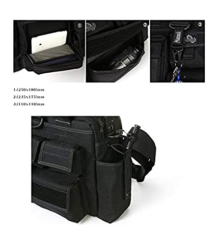 Amazon.com : Magforce 0612 Multi Purpose Bag 8 in Black : Sports & Outdoors