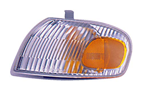 For 1998 1999 2000 2001 2002 Chevrolet Chevy Prizm Turn Signal Corner Light Lamp Driver Left Side Replacement GM2530117