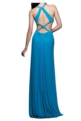 Toskana novia of Cake rueckenfrei Noche de gasa. Para ropa largo 2607017324Fiesta en Ball Azul
