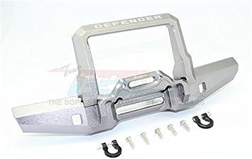 Traxxas TRX-4® Trail Defender Crawler aluminio parachoques ...