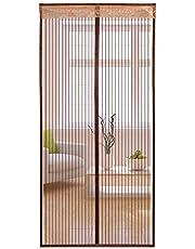 شاشة الباب الستار شبكة سحرية الأيدي صافي المغناطيسي مكافحة البعوض علة مقسم الستار 90 سنتيمتر x 210 سنتيمتر
