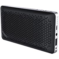 AUKEY Portable Bluetooth Speaker with Power Bank Function for iPhone, Samsung Phones and More