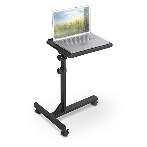 Balt 89819 Lap Jr. Mobile Adjustable Height Laptop Workstation