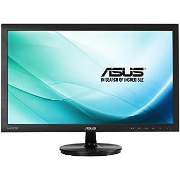 "ASUS VS247H-P 23.6"" Full HD 1920x1080 2ms HDMI DVI VGA Monitor"