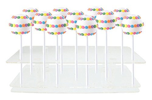 (Cake Pops Acrylic Display Stand)