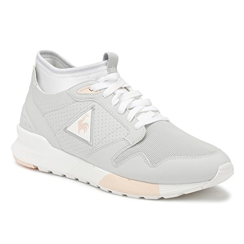 Le Coq Sportif Herren Galet Grau Omicron Sport Sneakers