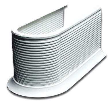 ROLLER Syphon - Verkleidung weiß