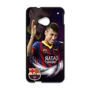 Neymar For HTC One M7 Phone Case & Custom Phone Case Cover R83A651963