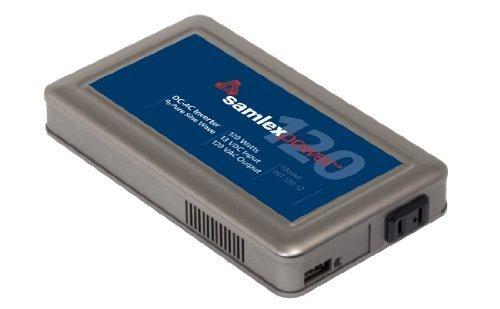 Samlex PST-120-12 Pure Sine Wave Inverter 120 Watts AC DC 120 VAC USB Port 12V
