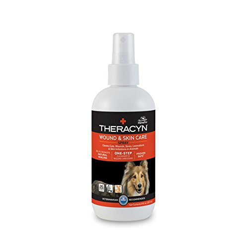 Manna Pro Theracyn Pet Wound and Skin Care Spray