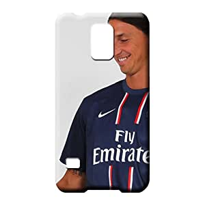 samsung galaxy s5 phone cover skin New Arrival Brand skin the best player of psg zlatan ibrahimovic with a ball
