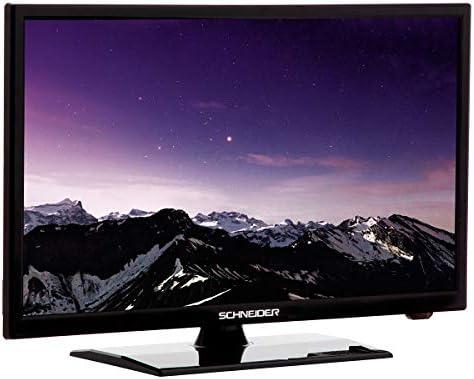 Schneider TV 22 LED HD USB DVR 12V HDMI Negra: Schneider: Amazon.es: Electrónica