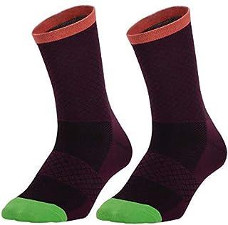 Amyove Chaussettes de Sport résistantes à l'abrasion Chaussettes de Sport décontractées