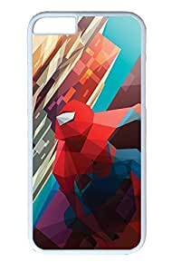 Spider Man, Personalized Protective Back Cover Case For Iphone 6/6S PLUS/ 6/6S PLUSs 5.5 inch