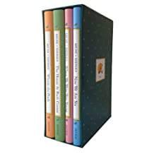 Pooh's Library (4 Volume Set)