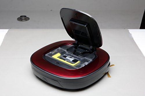 LG HomBot Square Aspirador Robot Vr64702lvmb Hepa 12,Rojo, 23 W ...