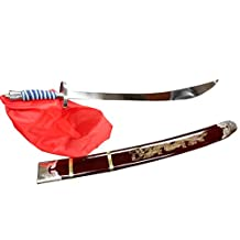 Flexible Chinese Wushu Broad Sword with Sheath
