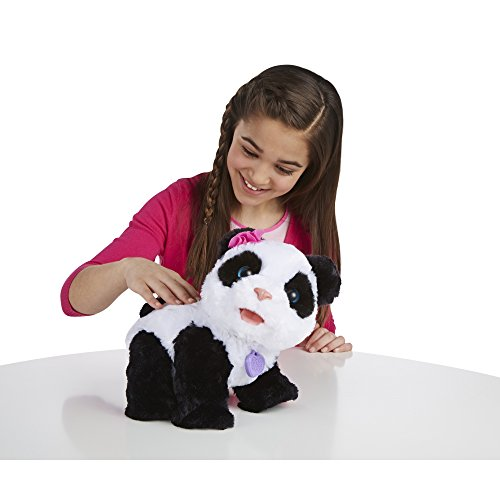 FurReal Friends Pom Pom My Baby Panda Pet by FurReal (Image #3)