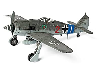 Forces of Valor German FW 190A-8 (France 1944) 1:72 Scale Diecast Model Aircraft WWII 85077 by Forces Of Valor