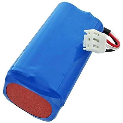 Batería para el PHILIPS fc8603, fc8700, fc8705, fc8710 Robot aspirador batería 4ifr19/