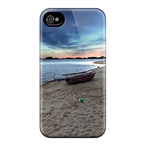 Fashion JBCzUXW3265fRPnk For Ipod Touch 4 Case Cover (dream Summer 2012 Sunset 50)