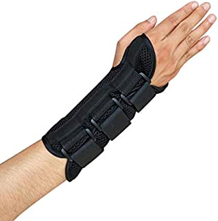 HarveyRudol85 Carpal Tunnel du Poignet Brace Soutien Entorse Splint Band Protection Forearm Bracelet