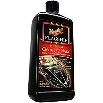 Meguiar's M6132 Flagship Premium Cleaner/Wax, 32 Fluid Ounces