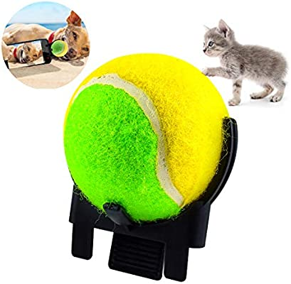 Ansblue - Pelota de selfie portátil para mascotas, accesorio para ...