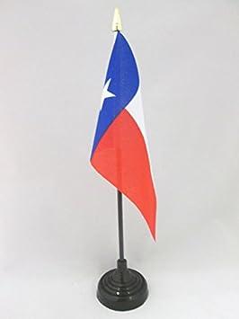 AZ FLAG Bandera de Mesa de Texas 15x10cm - BANDERINA de DESPACHO ...