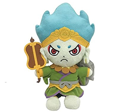 YOKAI WATCH HOTEISON God of Cleverness Plush Doll Stuffed Toy Limited sales in Official Shop YOROZU