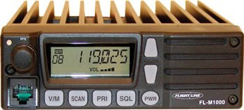 Japan EDMO FL-M1000A Airband Transceiver Similar to Icom IC-A110 For Sale