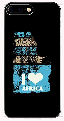 Love Peyton T-shirt - I Love Africa - Funny & Cute Rhino - Phone Case for iPhone 6+, 6S+, 7+, 8+