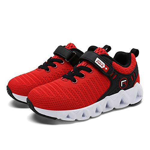 Pictures of FLORENCE IISA Kids Athletic Running Shoes Lightweight 6