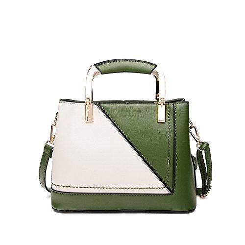 JUND - Bolso mochila para mujer Rosa Rosa Grun