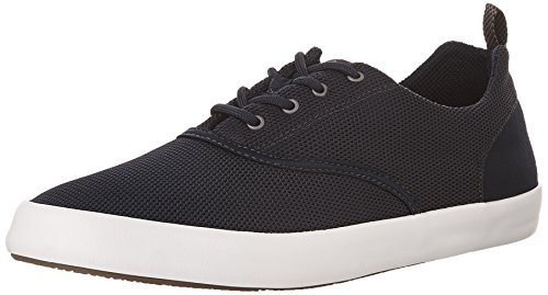 (Sperry Top-Sider Men's Flex Deck CVO Mesh Navy Oxford)