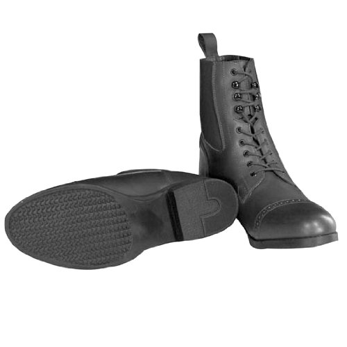 Lace Boots Paddock Exselle Children's Black ZqFW5SUw